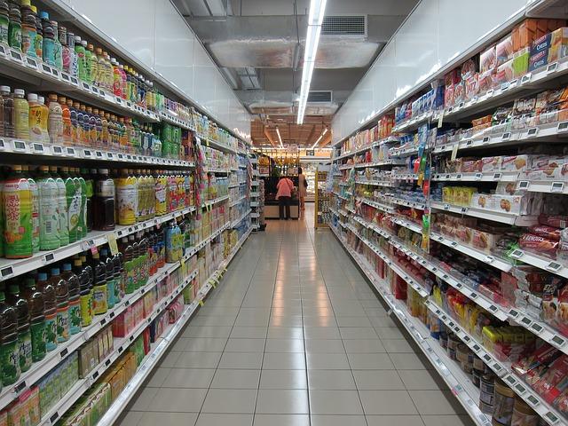 obchod s potravinami