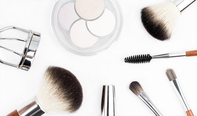 štětečky na makeup