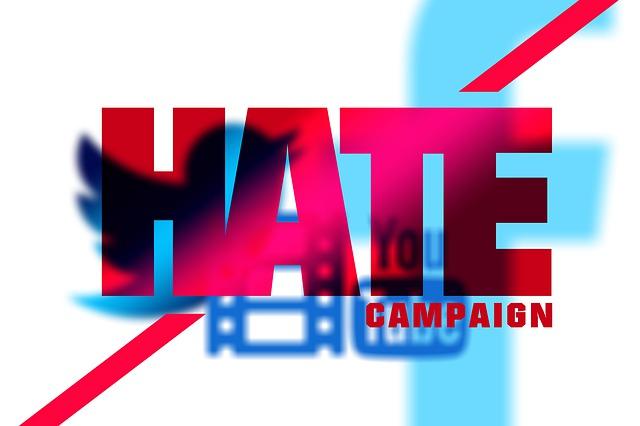 nenávist zločin