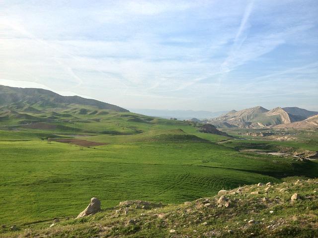 Kurdistán, příroda