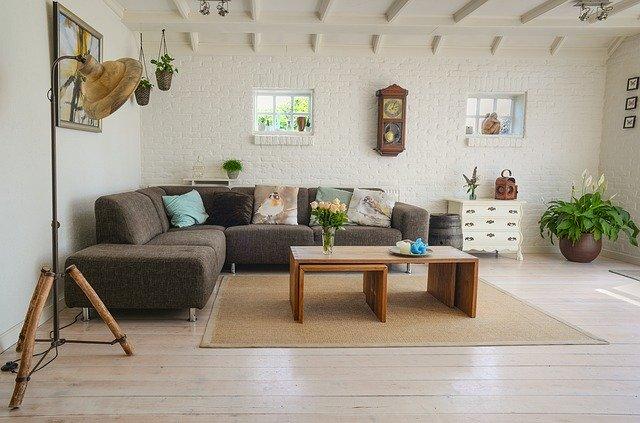 Obývací pokoj se sedačkou