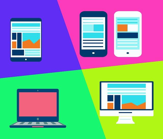 komunikace přes zařízení online