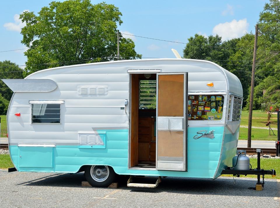 obytný karavan